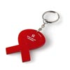Aids Ribbon Keyring