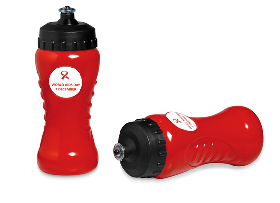 Aids Day Water Bottle Corporate Gifts South Africa