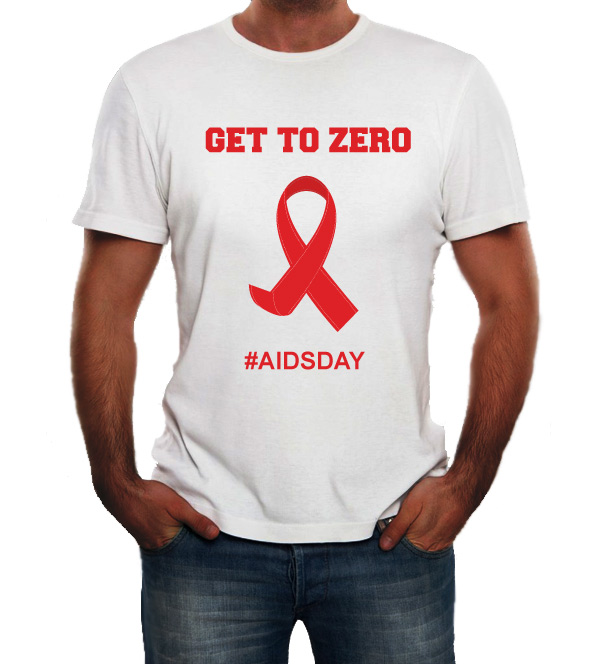 Aids Day T Shirts