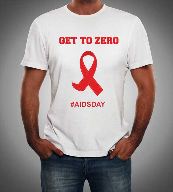 Aids Day T-Shirts